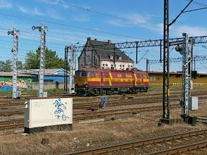 Photo: 201Eo-004 (Rail Polska) {Toruń Wschodni; 2013-06-11}
