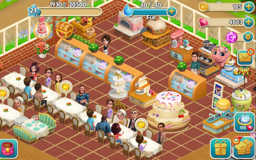 Cooking Country - Design Cafe for PC