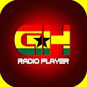 Ultimate Radio Player Ghana icon