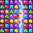 Jewel Town - 10,000+ Match 3 Levels icon