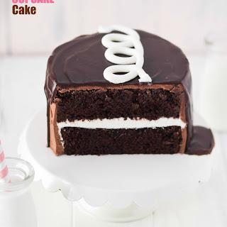 Hostess Cupcake Cake