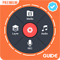 Guide For  Video Editor icon