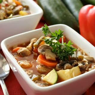 Weight Loss Magic Soup.