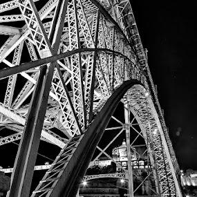 D. Luís Bridge by Júlio Alves - Buildings & Architecture Bridges & Suspended Structures