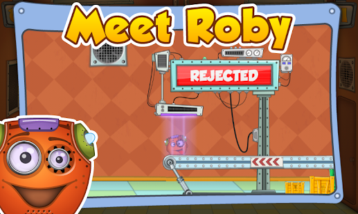 Rescue Roby FULL FREE- screenshot thumbnail