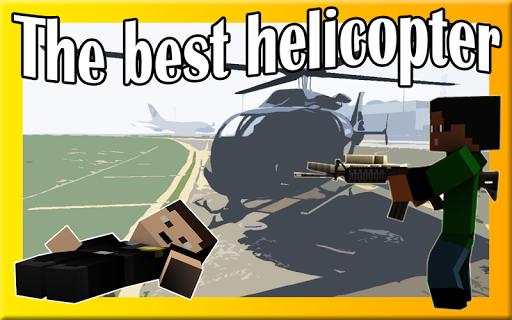 Mods GTA 5 for Minecraft PE