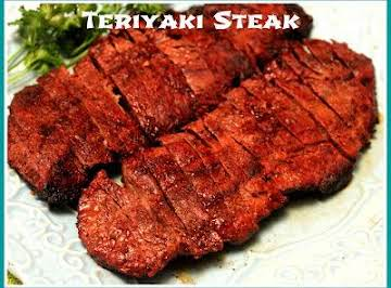 Teriyaki Steak!