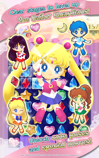 Sailor Moon Drops 1.20.0 screenshots 3