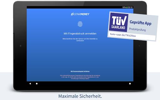 StarMoney - Banking + Kontenübersicht  screenshots 14
