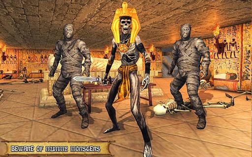 Code Triche Mystère de l'objet caché dans la tombe égyptienne APK MOD (Astuce) screenshots 5