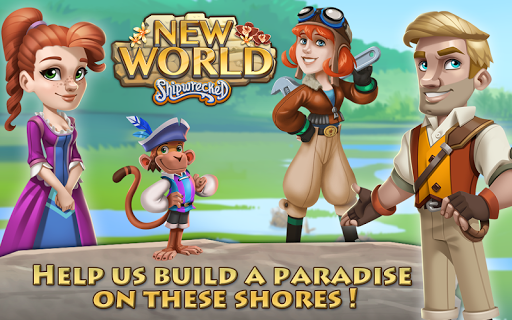 New World: Castaway Paradise
