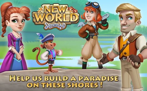 New World: Desechar Paraíso Screenshot