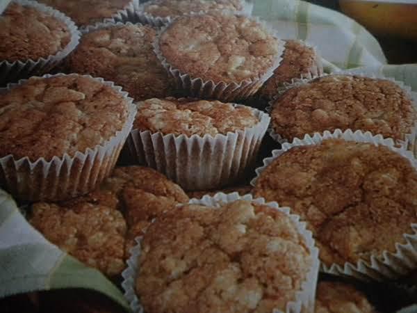 Pecan Pear Muffins