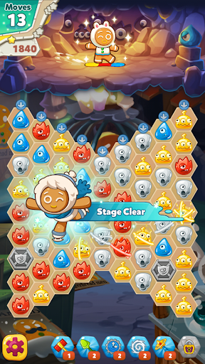 Monster Busters: Ice Slide screenshots 7