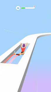 Rocket Skater Screenshot