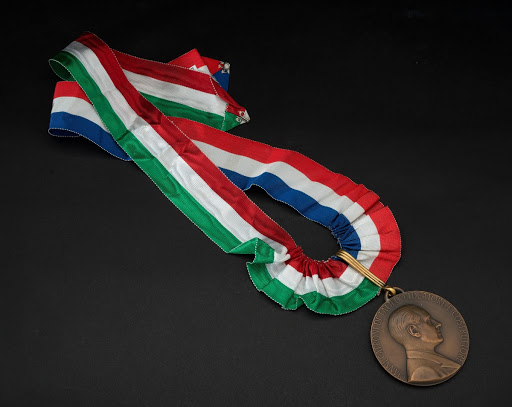 Medal, Caproni 33, Commemorative