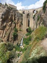Photo: Great view below the bridge