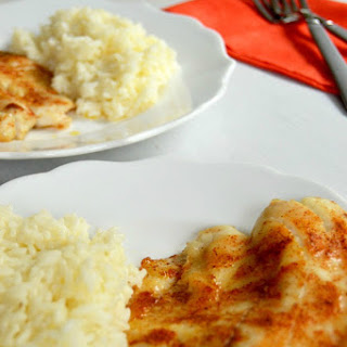 Perfect Baked Tilapia
