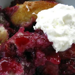 Blackberry Pudding Dessert Recipes