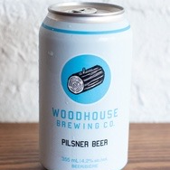 Woodhouse Pilsner x1