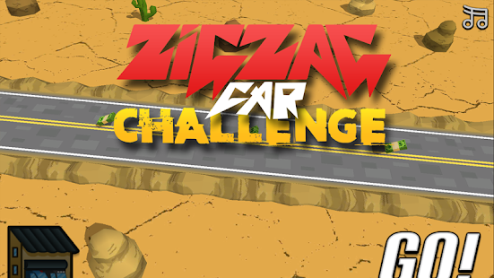 ZigZag Car Challenge- screenshot thumbnail