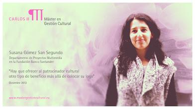 Photo: Susana Gómez San Segundo - Estrategias de patrocinio @susdina