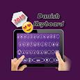 Danish keyboard JK icon