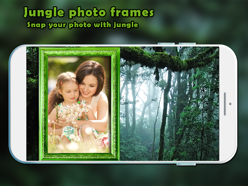 Jungle Photo Frames New