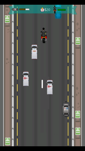 Heavy Traffic Racer Police Chase  screenshots 3