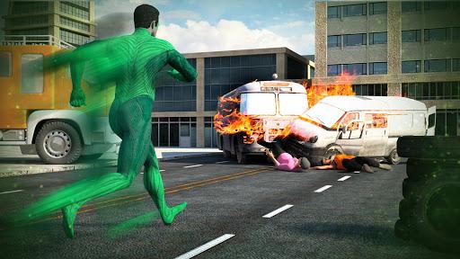 Grand Immortal Green Hero Rescue: Flash Speed Hero 1.0.0.2 screenshots 1