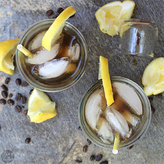 Hard Iced Coffee Lemonade