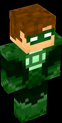 skin de green lantern Hal Jordan