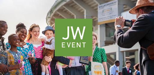 JW Event captures d'écran