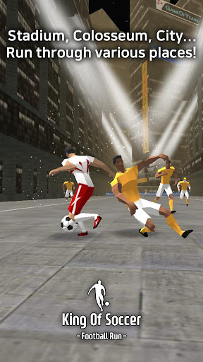 King Of Soccer : Football run 1.0.8.2 screenshots 4