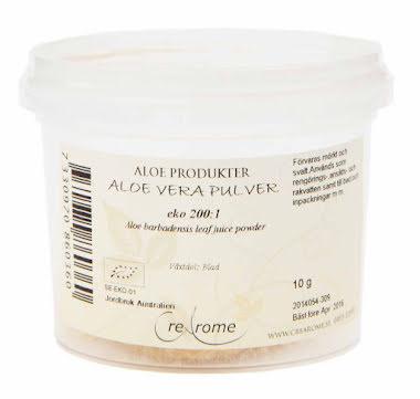 Aloe vera pulver ekologiskt