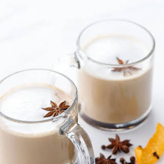 Mulled Latte.