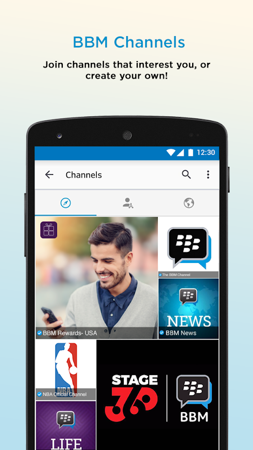 BBM - Free Calls & Messages- screenshot
