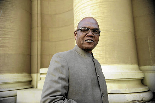 Former crime intelligence head Richard Mdluli is facing a kidnapping charge. / Thulani Mbele