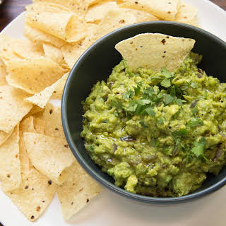 Grilled Guacamole.