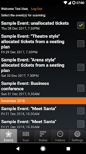 TicketSource Express- screenshot thumbnail
