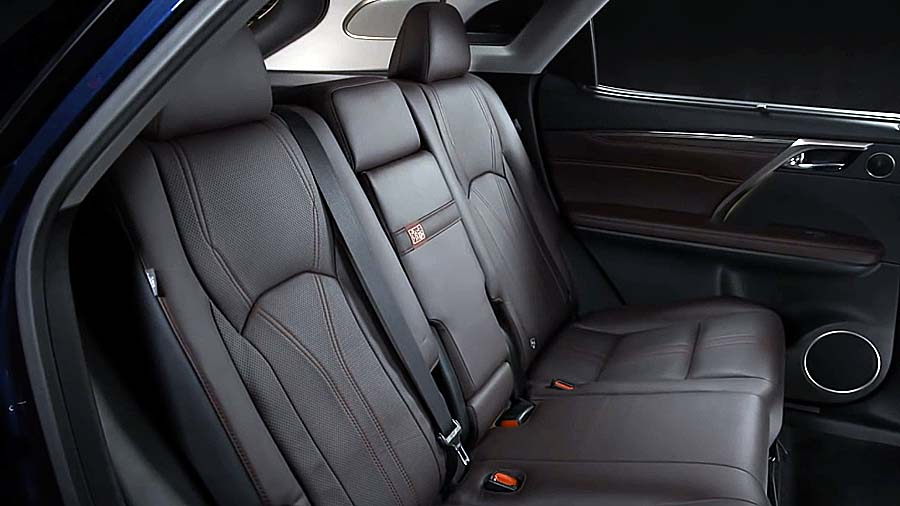 Lexus RX 350 в Казани
