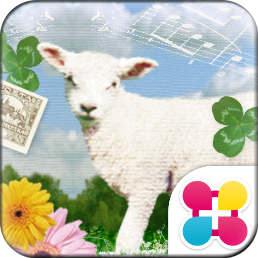 Little Lamb Wallpaper Theme Icon