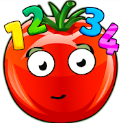 Funny Veggies! Kids games girls, boys, babies free