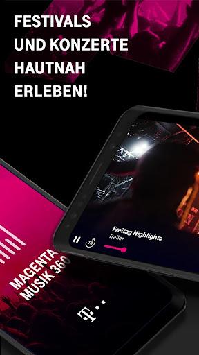 MAGENTA MUSIK 360 Exklusive Konzerte live streamen screenshot 1