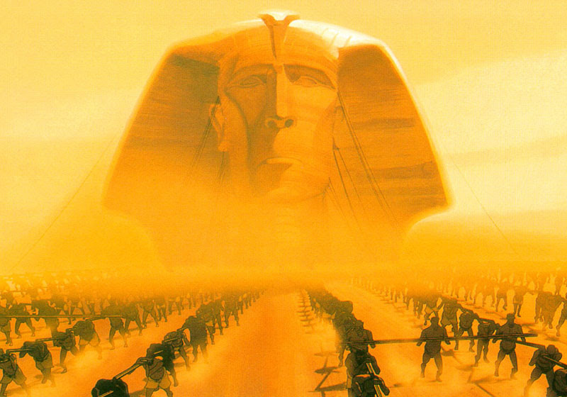 피라미드는 노예가 만들지 않았다