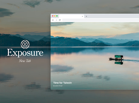 Exposure New Tab