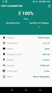 Fast Charging Pro (Speed up) 5 2 13 (VIP) APK for Android