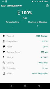 Fast Charging Pro (Speed up) Mod 5.1.4 Apk [Ad Free/Unlocked] 1