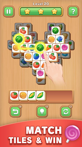 Tile Clash-Block Puzzle Jewel Matching Game 1.0.6 screenshots 1