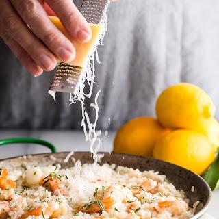 Lemon Shrimp Risotto Recipe